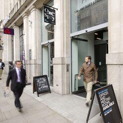 Our Fleet Street Office